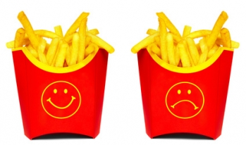 Fast-food-fries-happy-sad